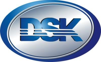 Старый логотип компании «ДСК».